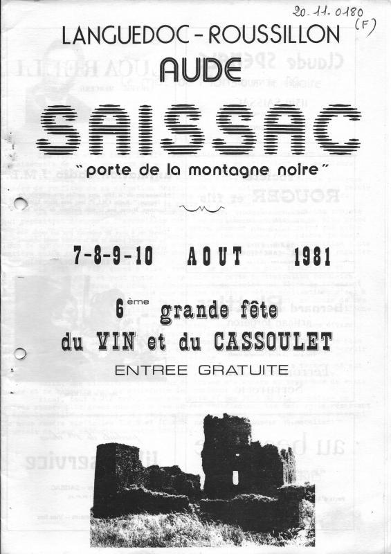 1981 programme 1