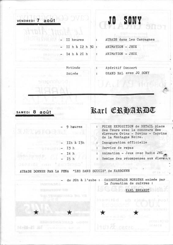 1981 programme 2