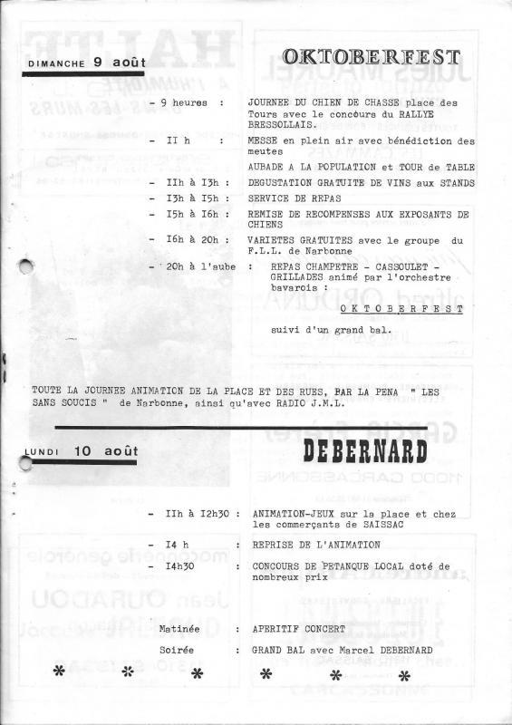 1981 programme 3