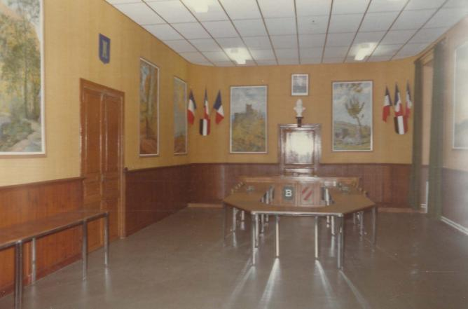 1981 refection ancienne mairie 1