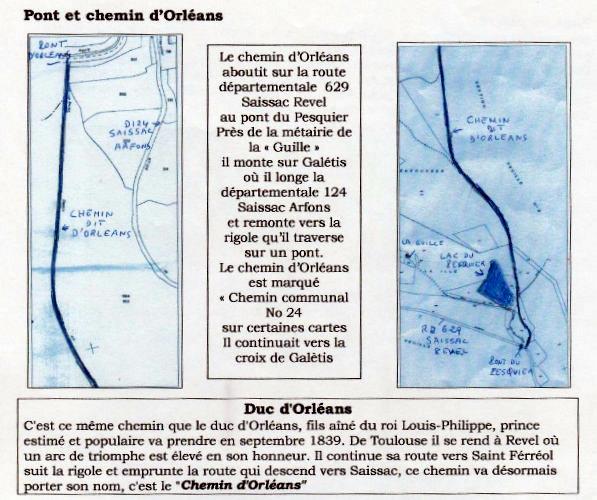 22 ter chemin d orleans