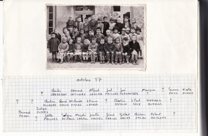 Ecole 1957