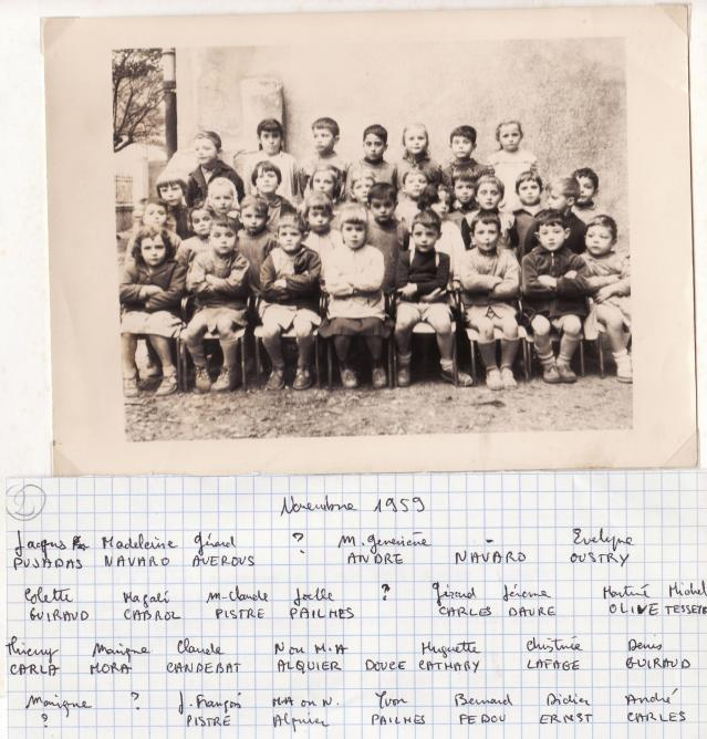 Ecole 1959 2