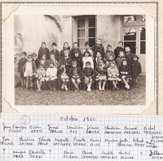Ecole 1960 bis
