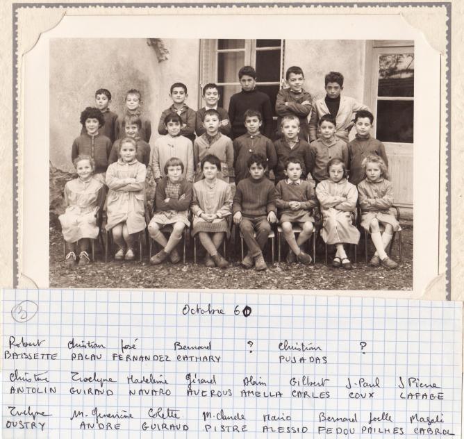 Ecole 1960