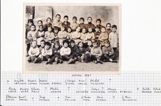 Ecole 1961