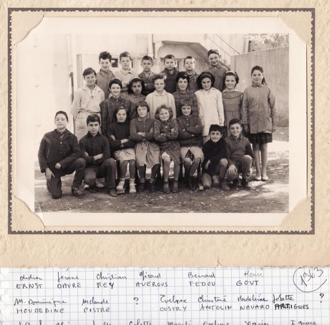 Ecole 1963