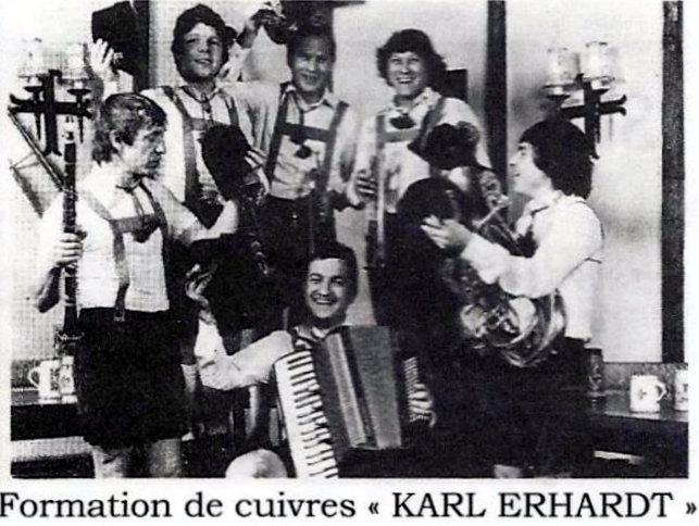 Karl erhardt