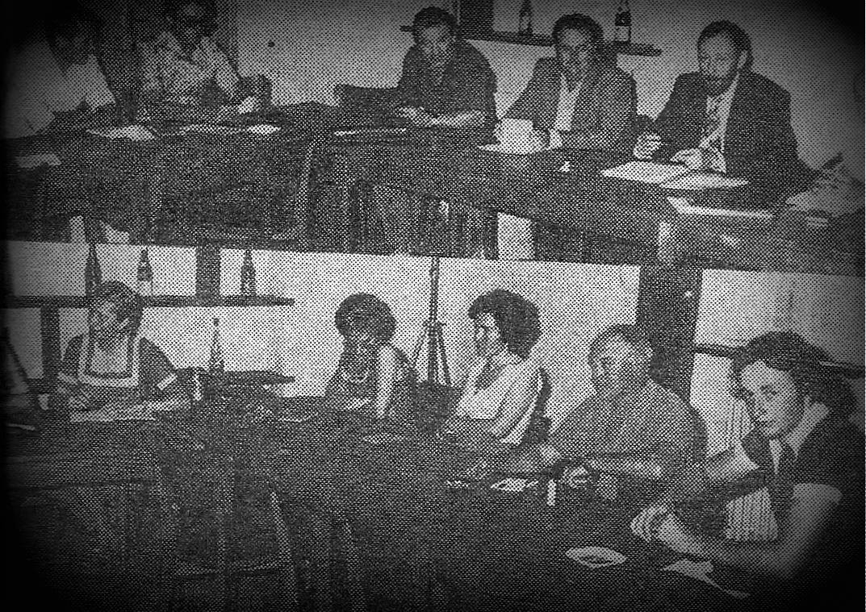 Reunion preparatoire 1976